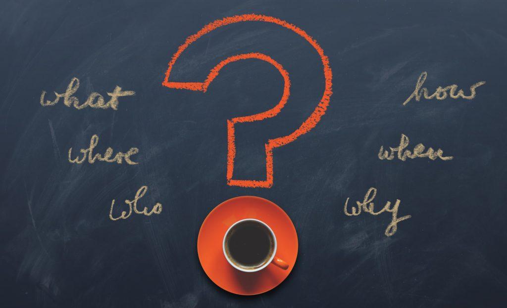 英語でコミュニケーションをとるのに大切なのは質問すること