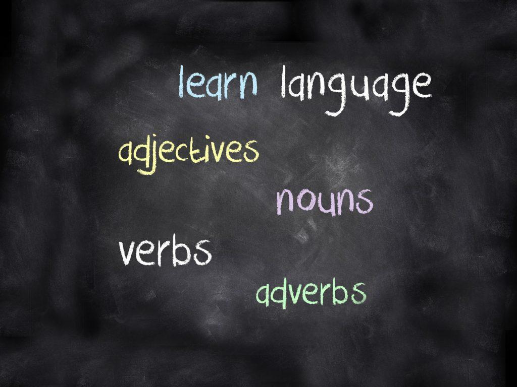 英単語と同時に学ぶ